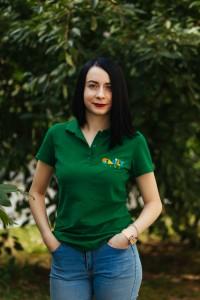 Марина Максимович, викладач-методист Emily day care
