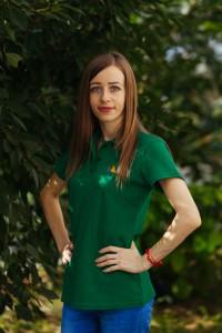Анна Кашнікова, вихователь