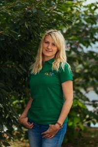 Вікторія Грисюк, викладач-методист