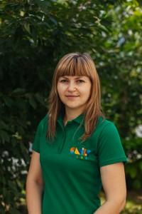 Наталія Панченко, вихователь